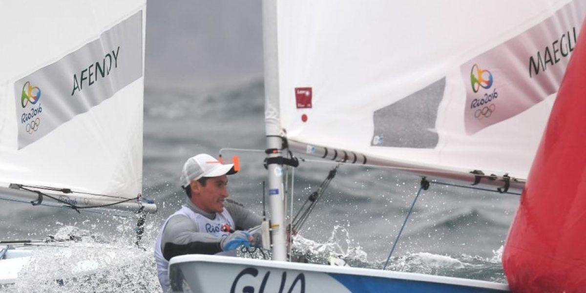 Guatemalteco Juan Ignacio Maegli clasifica a la final y buscará un diploma olímpico