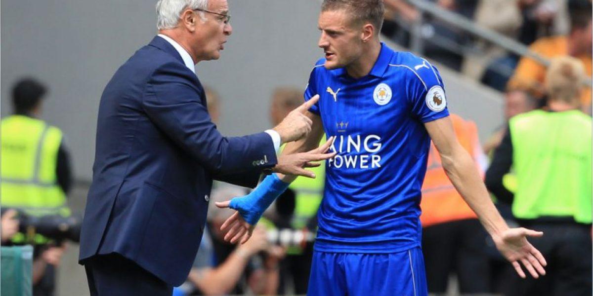 La derrota del Leicester que lo mete en la historia de la Premier League