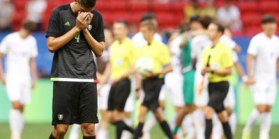 La Selección de Fútbol Mexicana Foto:Getty Images