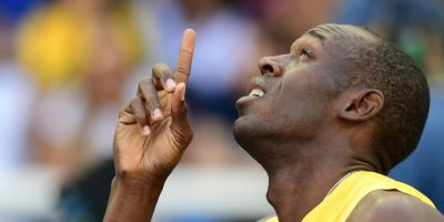 VIDEO. Usain Bolt aparece en Rio en un día en que brillarán todas las estrellas