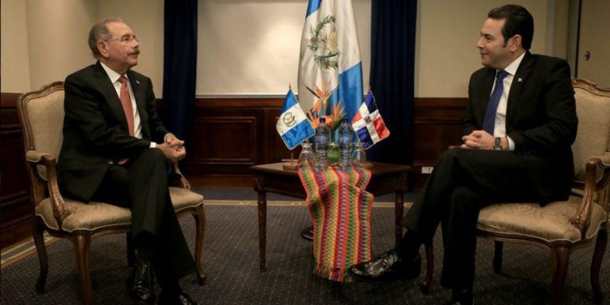 Sistema carcelario e investidura de Danilo Medina, razones del viaje de Morales a República Dominicana