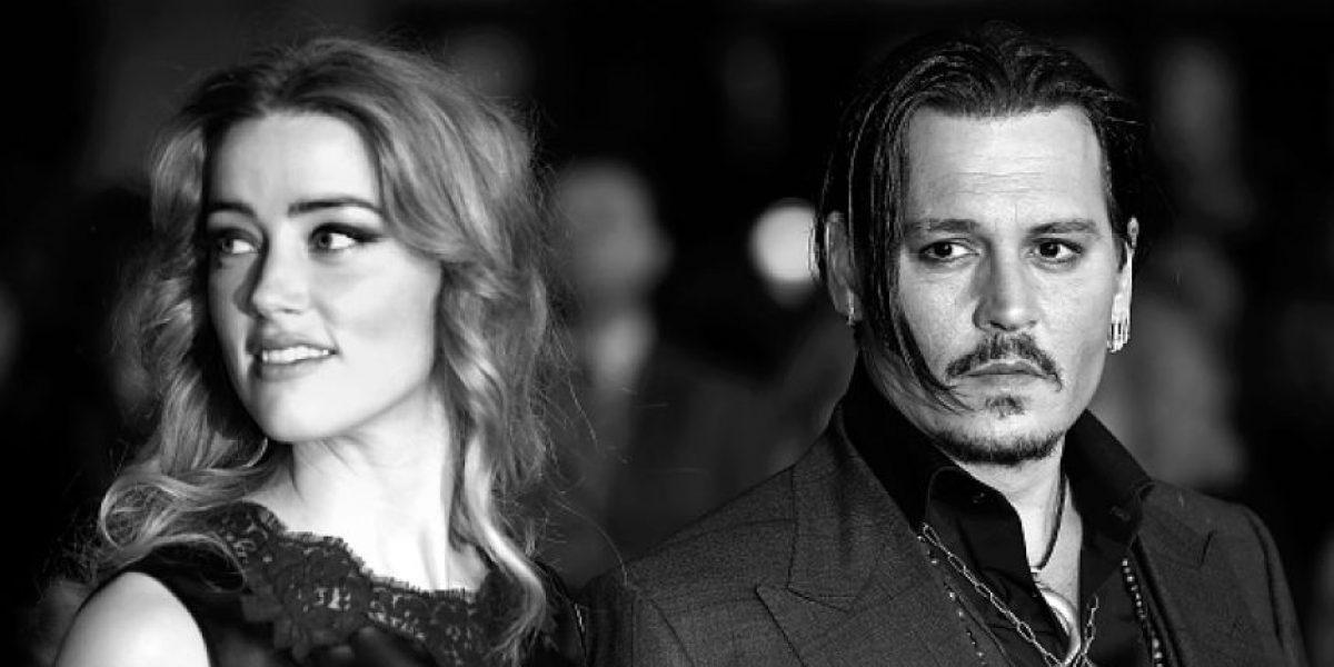 VIDEO. Revelan cómo fue la fuerte pelea entre Amber Heard y Johnny Depp