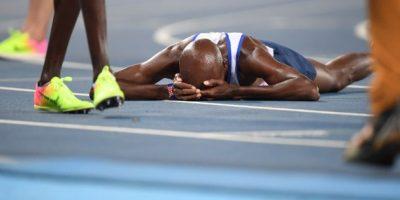 VIDEO: Atleta británico sufre caída, se levanta y gana la medalla de oro en Rio