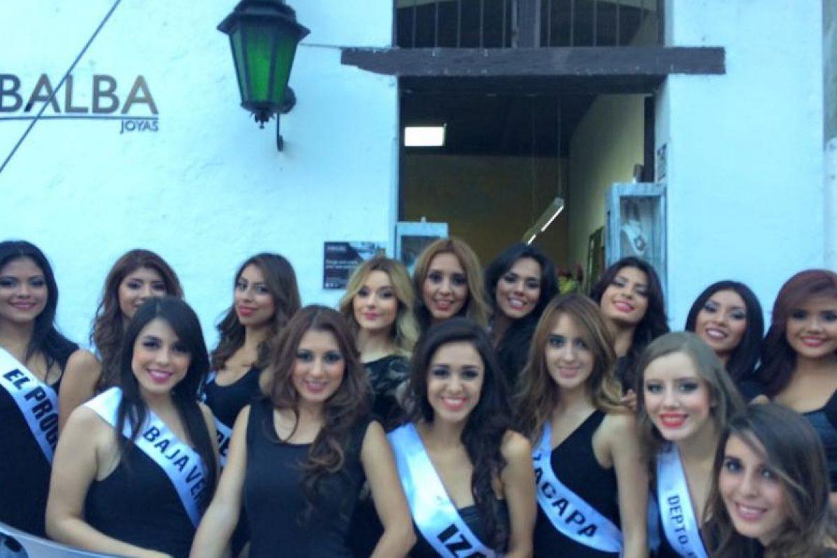Foto:Facebook Miss Universo Guatemala