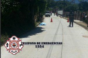 Foto:Bomberos Departamentales