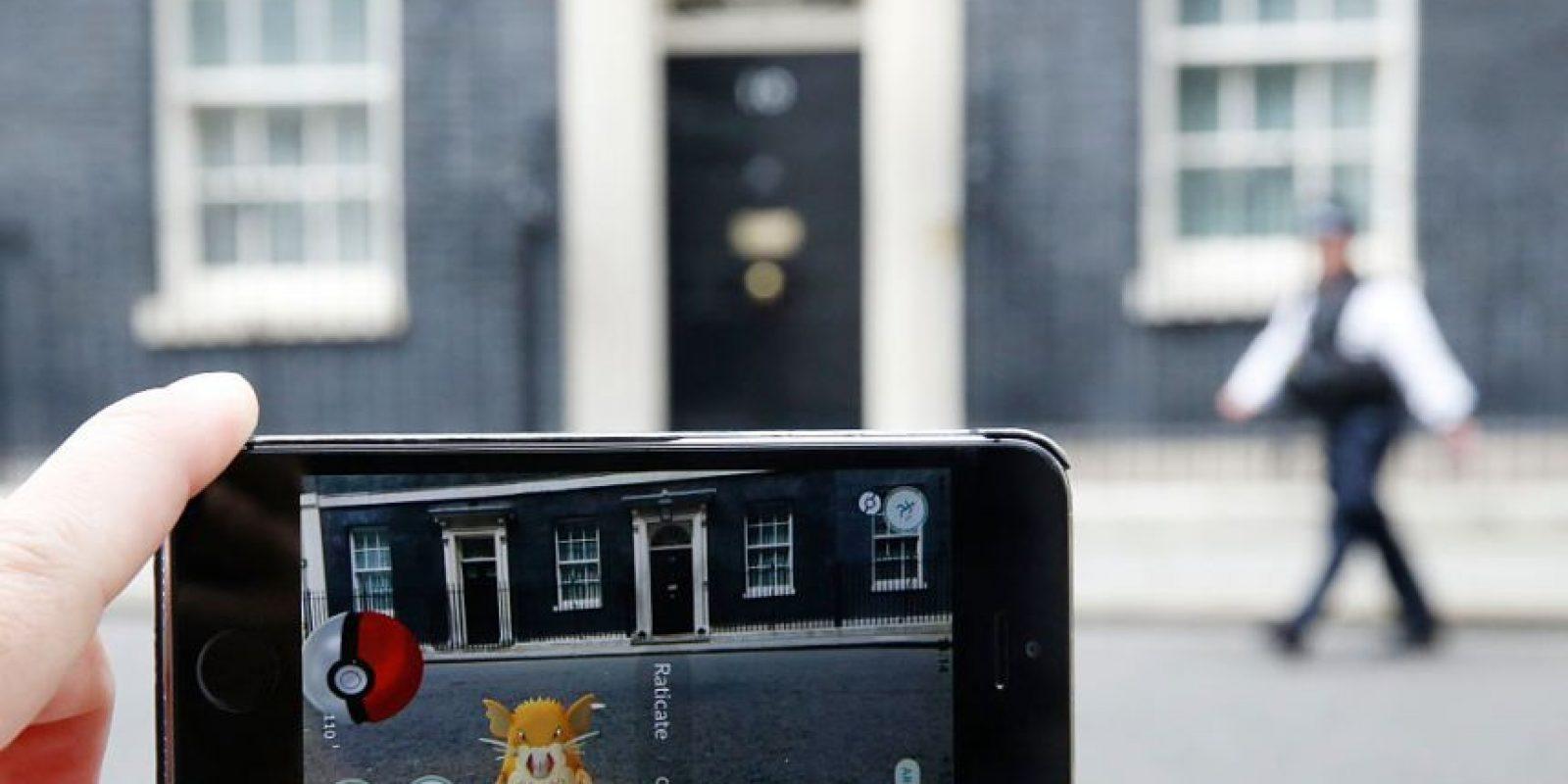 Juegos de realidad aumentada como Pokemon Go han demostrado ser muy populares. Foto:Getty Images