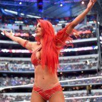 Muchos la aman por su belleza Foto:WWE