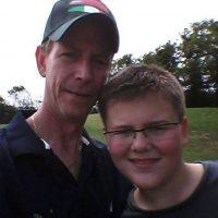 El padre del menor compartió videos en Facebook acusando a los niños que molestaban a sus hijos Foto:Facebook.com/daniel.fitzpatrick.7