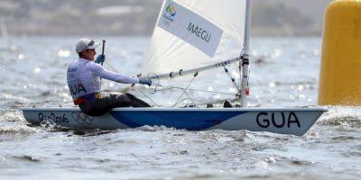 La faena de Maegli lo deja como uno de los 10 mejores en #Rio2016