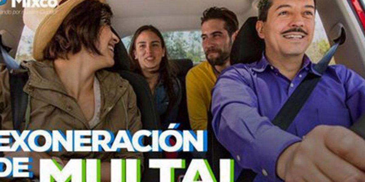 Municipalidad de Mixco ofrece exoneración de multa a quienes compartan su vehículo