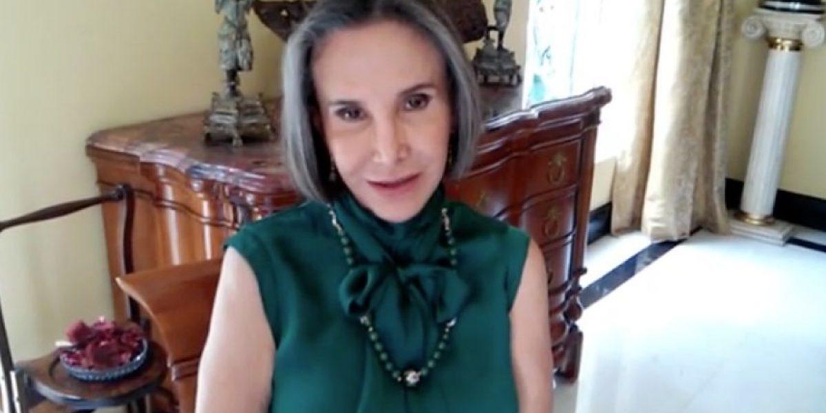 Florinda Meza crea canal de YouTube y habla de