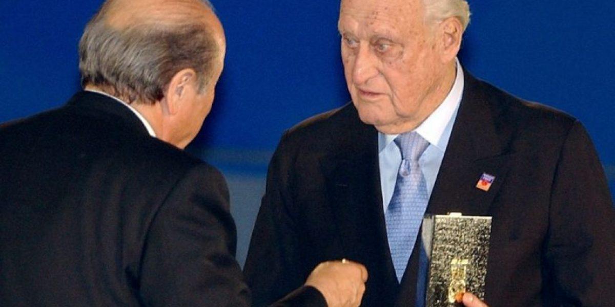Joseph Blatter habla sobre el fallecimiento de Joao Havelange
