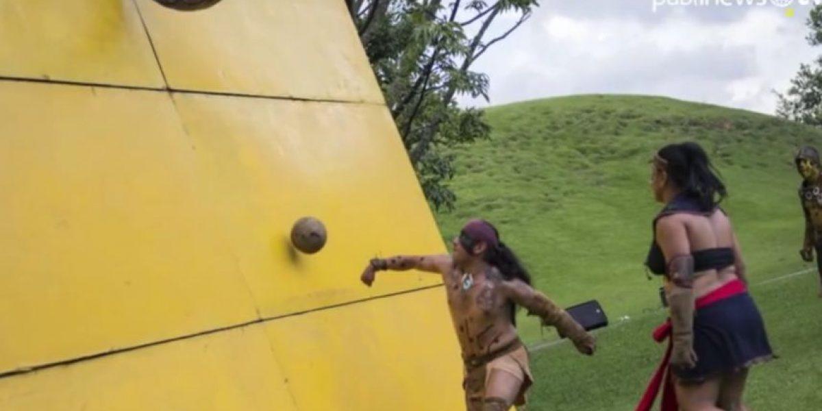 Bancada FCN-Nación propone motivar estudio y práctica del juego de pelota maya por decreto