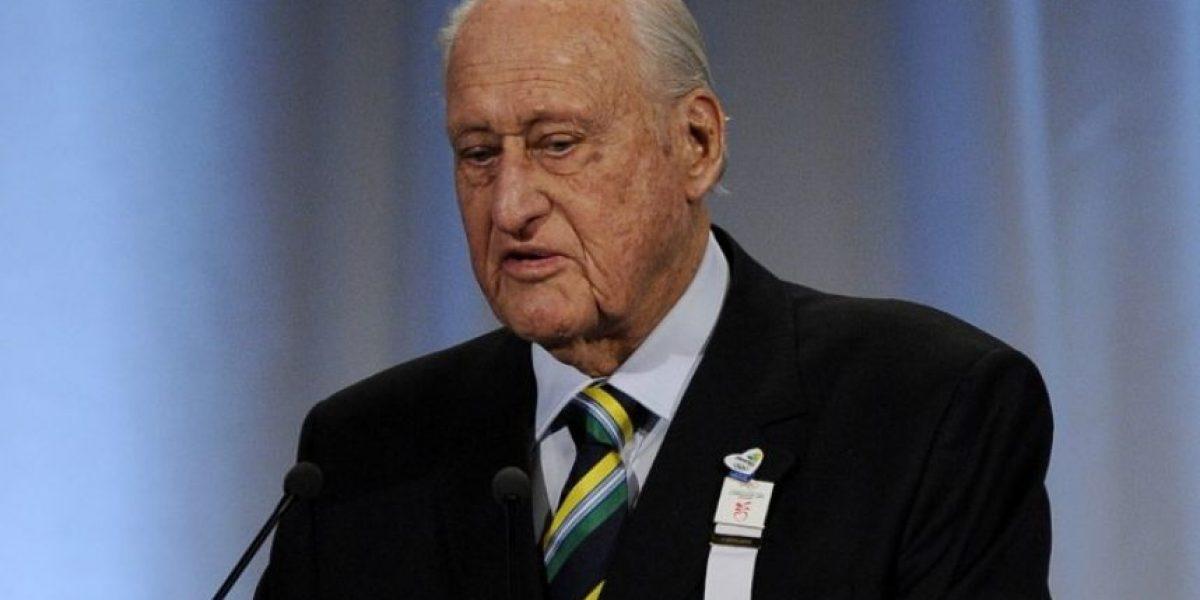 Murió a los 100 años el brasileño Joao Havelange, expresidente de la FIFA