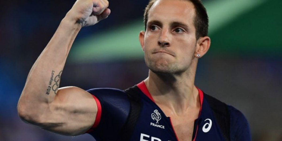 Atleta francés compara al público brasileño con la Alemania nazi