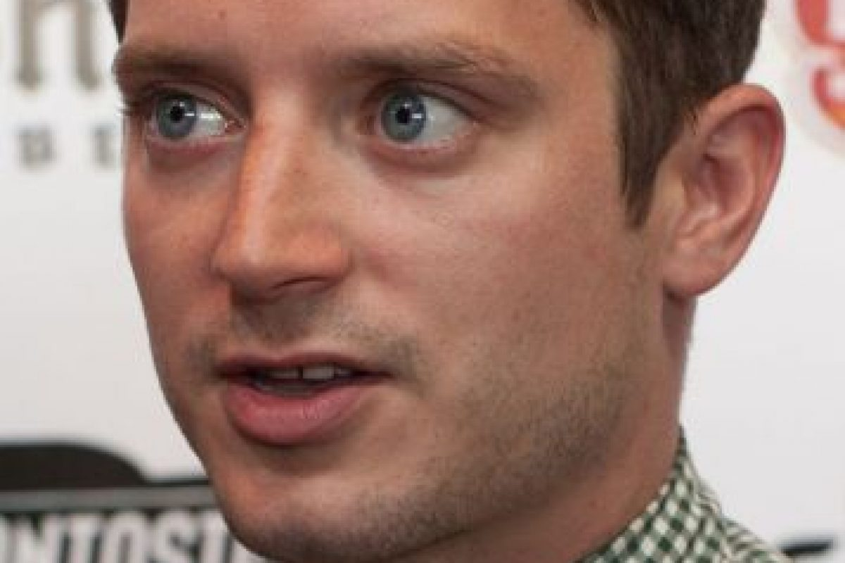 Elijah Wood se hizo un hueco en el cine independiente. Foto:Getty Images