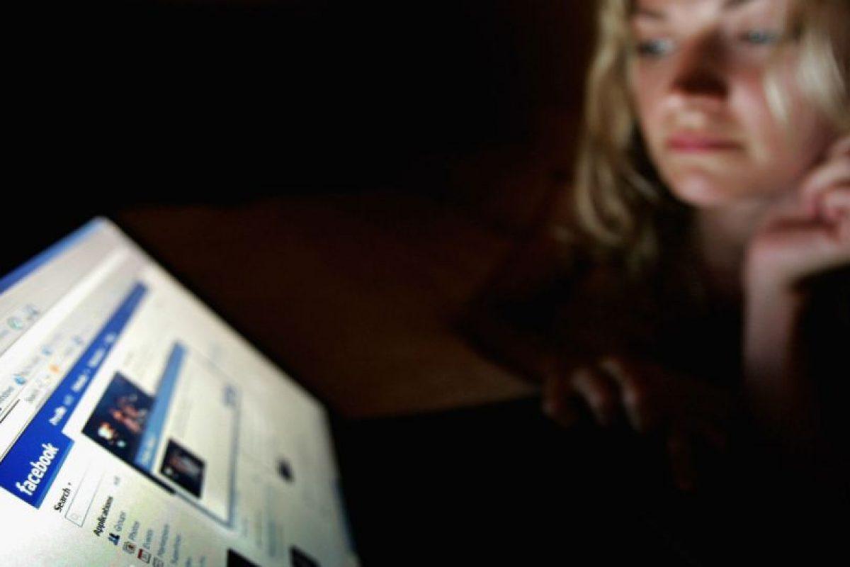 Tengan cuidado con los desconocidos en redes sociales. Foto:Getty Images