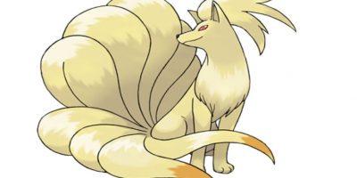 Ninetails Foto:Pokémon