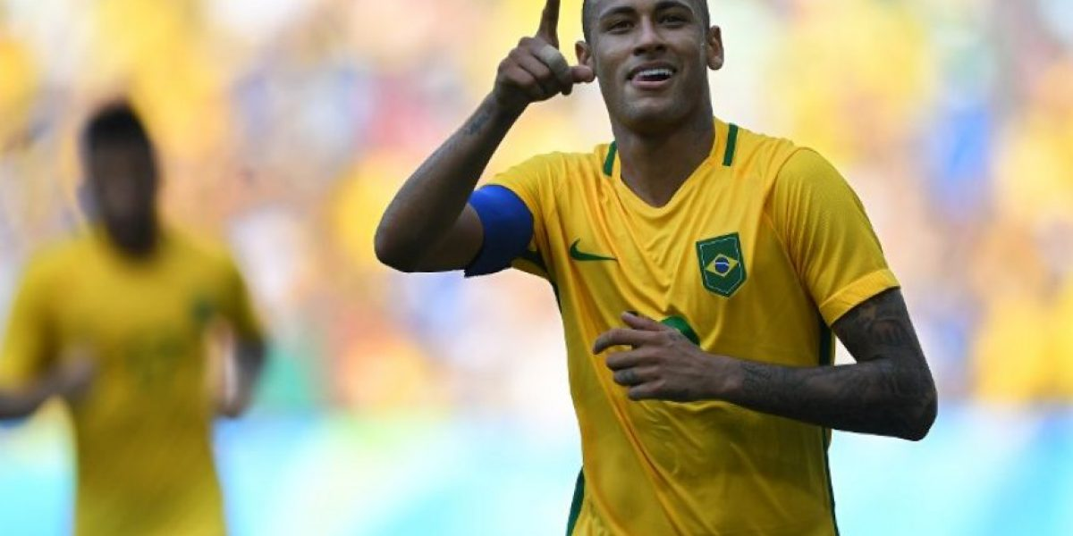 Neymar y Brasil anulan a Honduras y son finalistas de #Rio2016