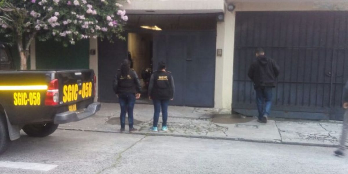 Señalado de agresión sexual es capturado en la zona 5