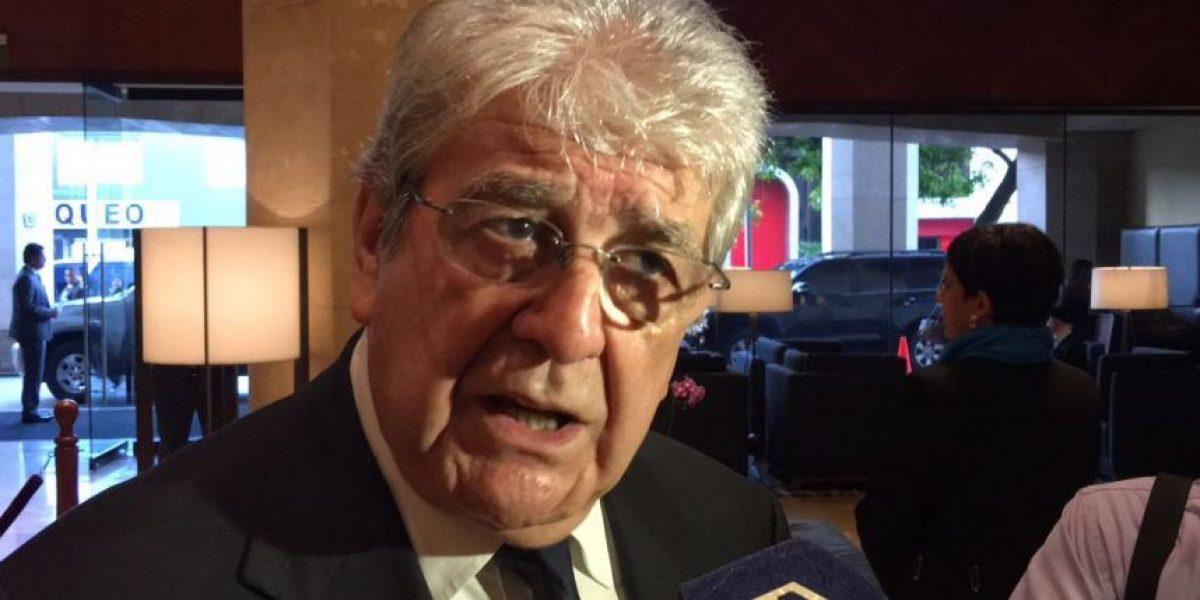 """Ex vicepresidente Espada considera que propuesta de reforma tributaria fue """"mal presentada"""""""