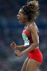 Llegaron al sitio 61, gracias a la plata que ganó Yulimar Rojas en salto triple Foto:Getty Images