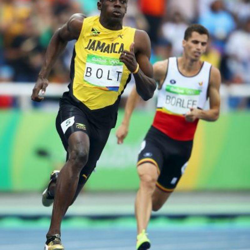 Bolt y compañía tienen dos oros y dos bronces que los colocan en el sitio 30 Foto:Getty Images