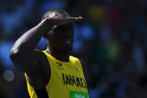Los protagonistas a seguir este día: Usain Bolt Foto:Getty Images
