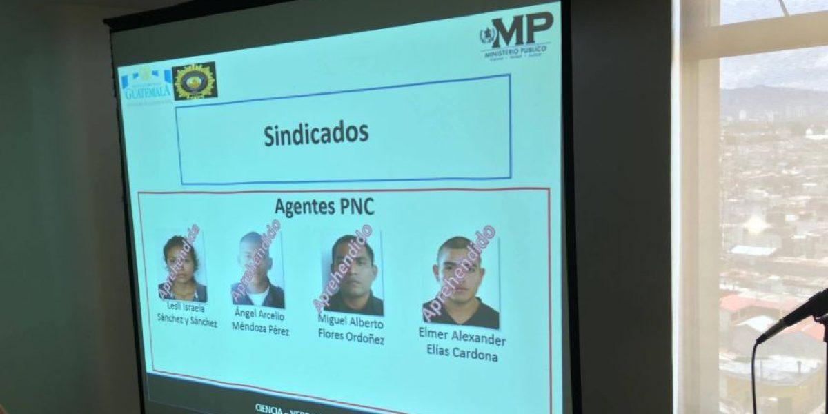 Investigación contra policías por robo de droga se extiende a supuestos traficantes