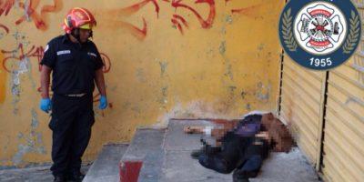 Investigan muerte violenta de personas que duermen en la calle en ciudad de Guatemala