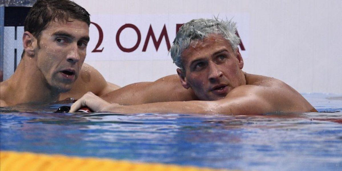 Jueza brasileña ordena que famoso nadador estadounidense no deje el país