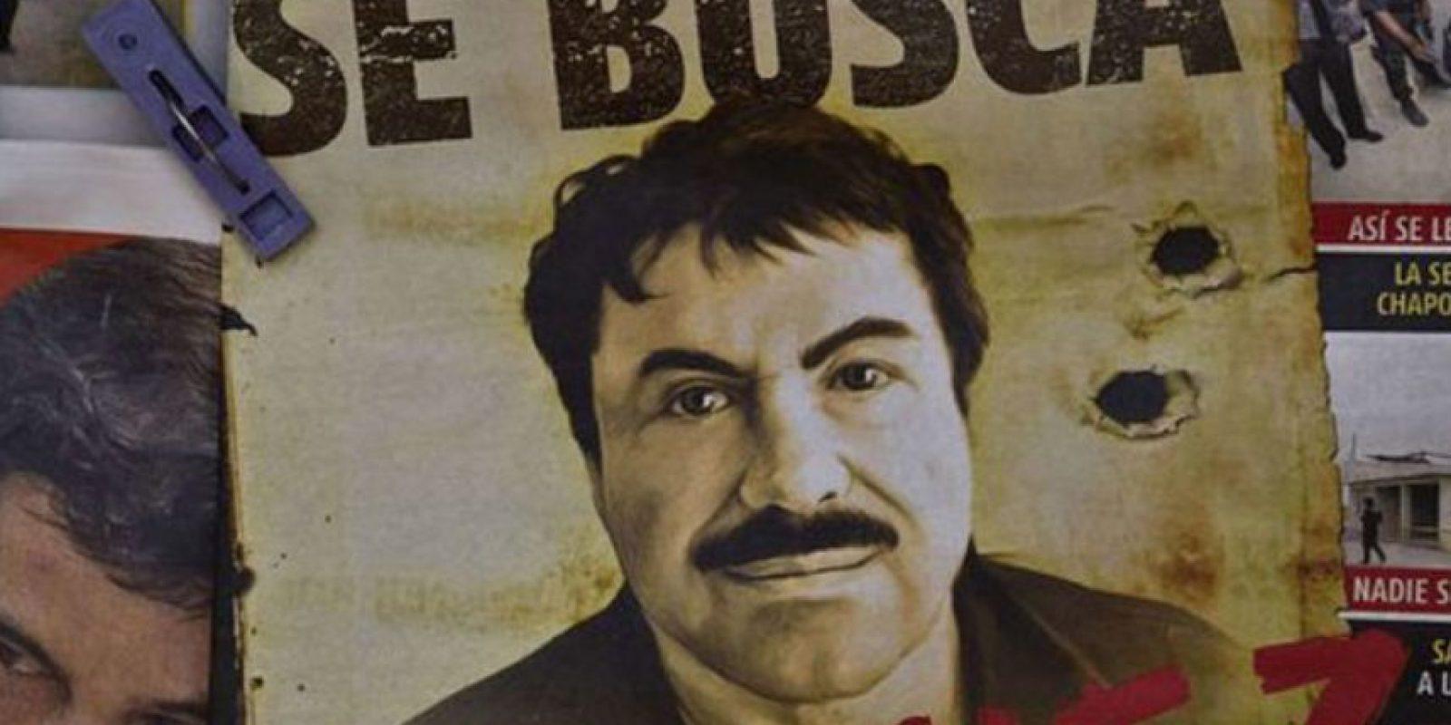 """""""El Chapo"""" Guzmán tiene nueve hijos. Dos han sido noticia porque muestran sus lujos en redes sociales y hablan constantemente de su padre. Son bastante seguidos por eso. Uno de los nueve chicos ya fue asesinado. Foto:vía AFP"""