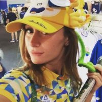 Foto:Vía instagram.com/annavoloshyna