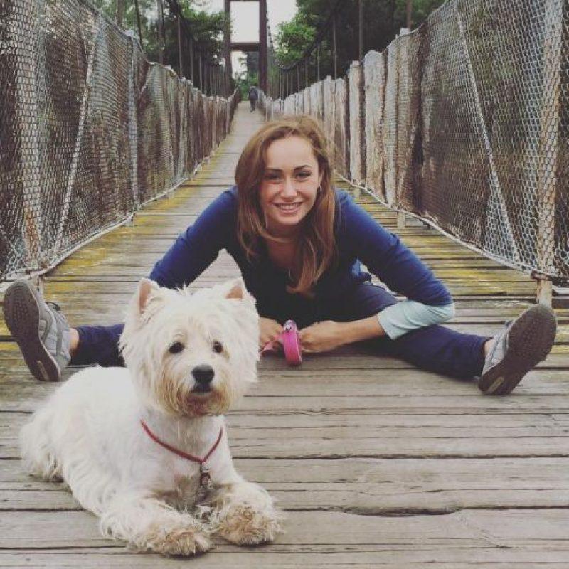 Es múltiple medallista en los Campeonatos Europeos y Mundiales Foto:Vía instagram.com/annavoloshyna