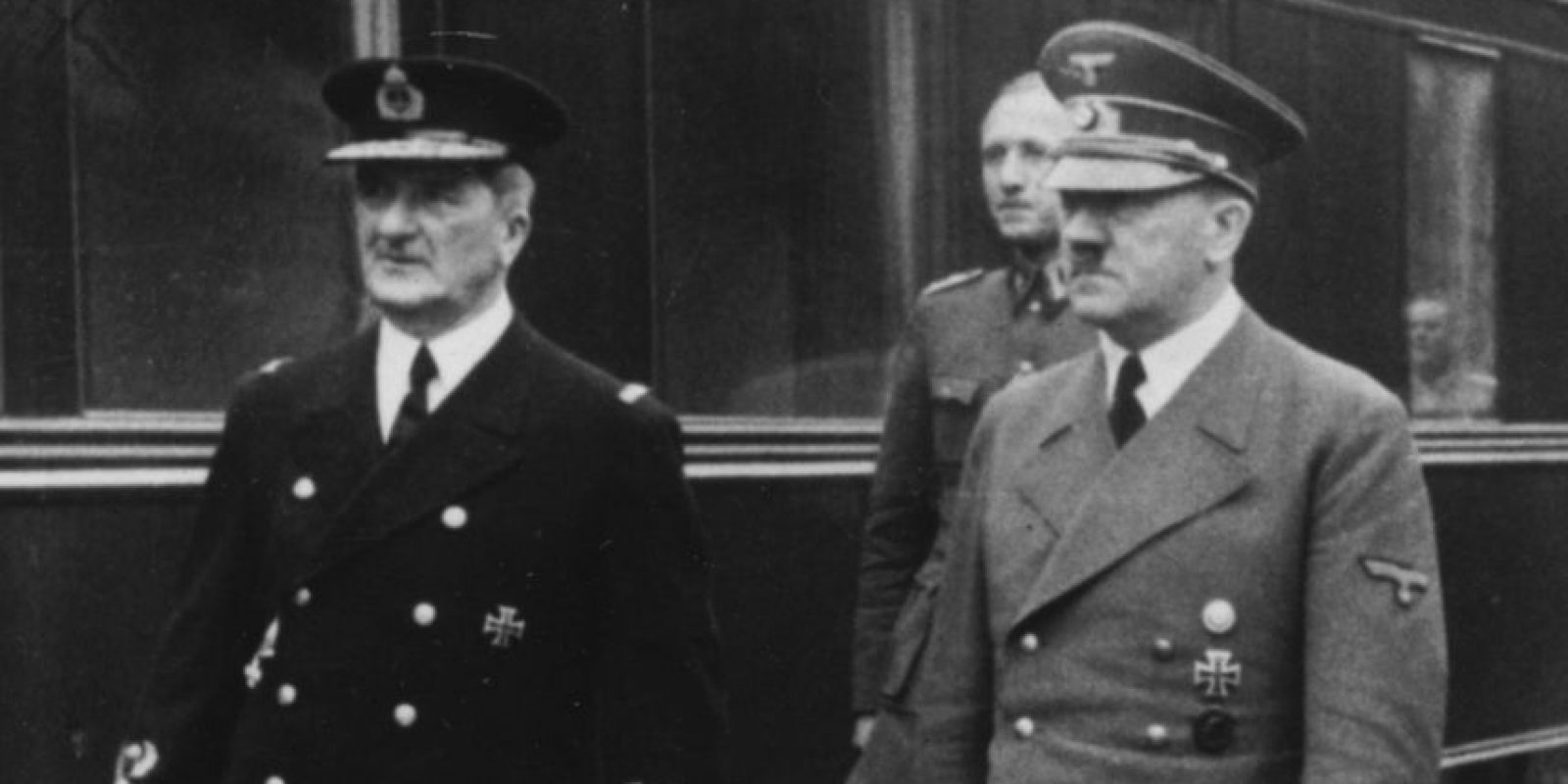 Se cree que el ejército de Hitler intentó esconderlo Foto:Getty Images