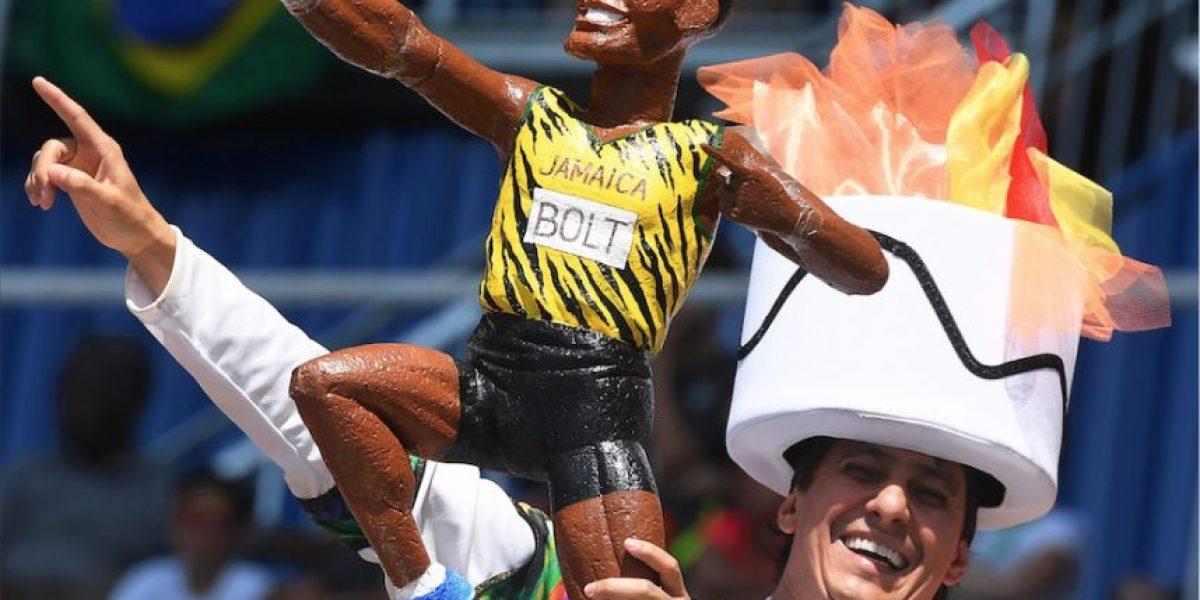 Tuit de la famosa Ellen DeGeneres sobre Usain Bolt causa polémica