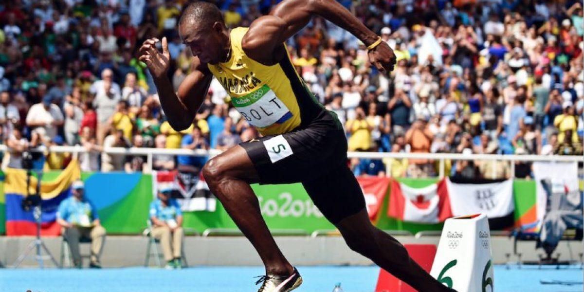 ¡Impresionante! ¿Cuánto gana Usain Bolt por cada segundo que corre?