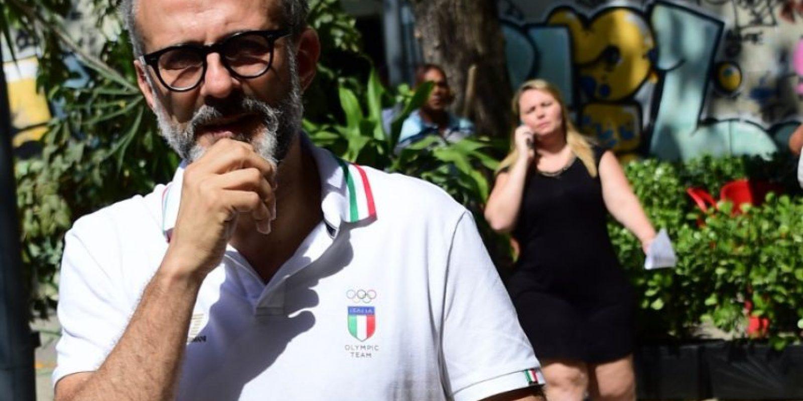 Dijo que se inspiró en las palabras del Papa Francisco Foto:AFP