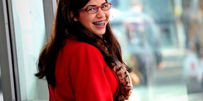 "De gordita a sexy: La increíble transformación de la protagonista de ""Ugly Betty"""