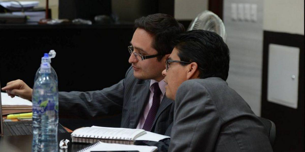 Fiscal: Más de 600 medios de convicción sustentan la investigación del caso