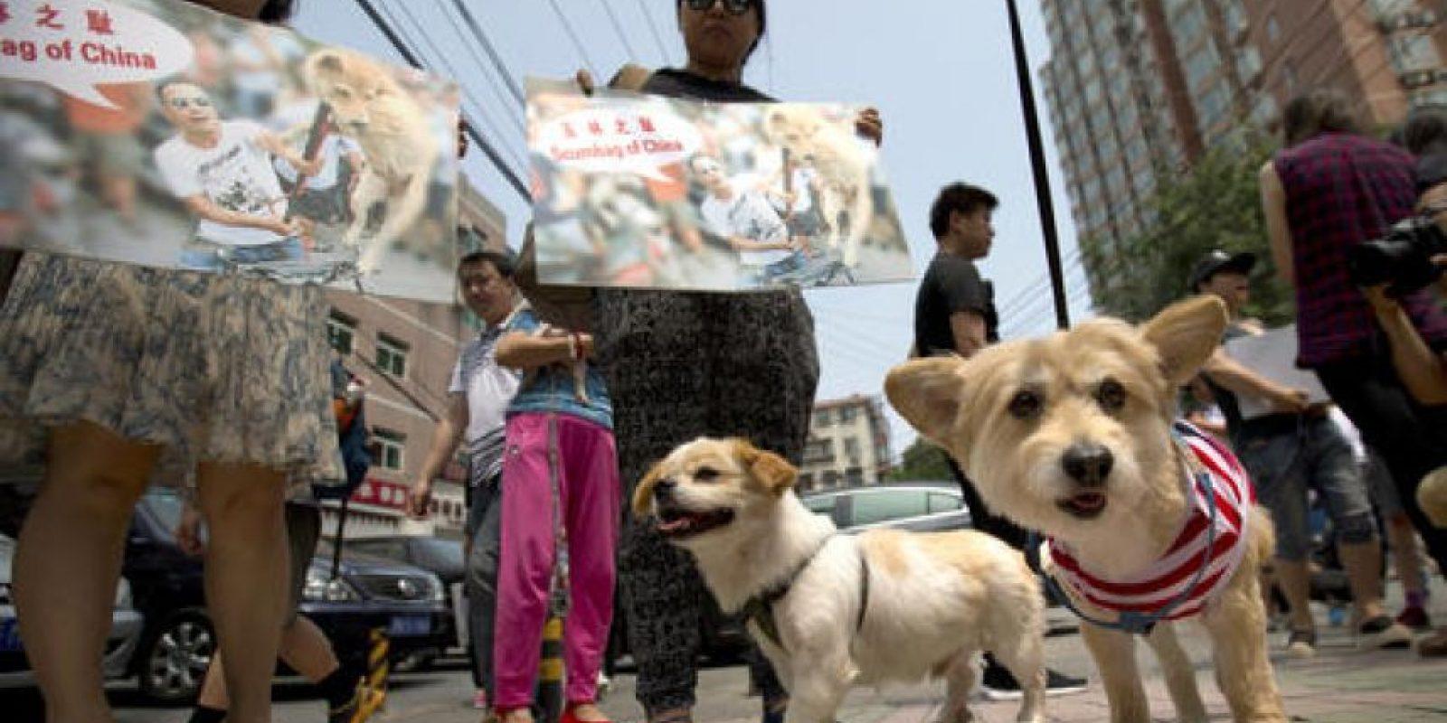 Los detractores aseguran que es un acto de crueldad extrema Foto:AP