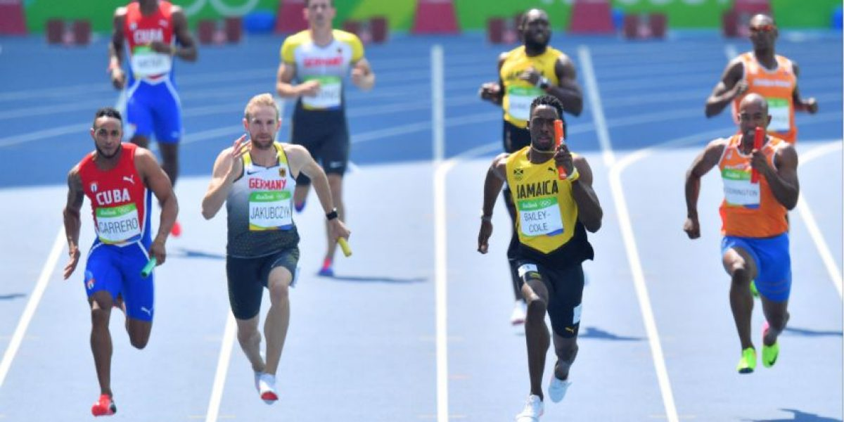 Jamaica no incluye a Usain Bolt en las semifinales de relevos 4x100