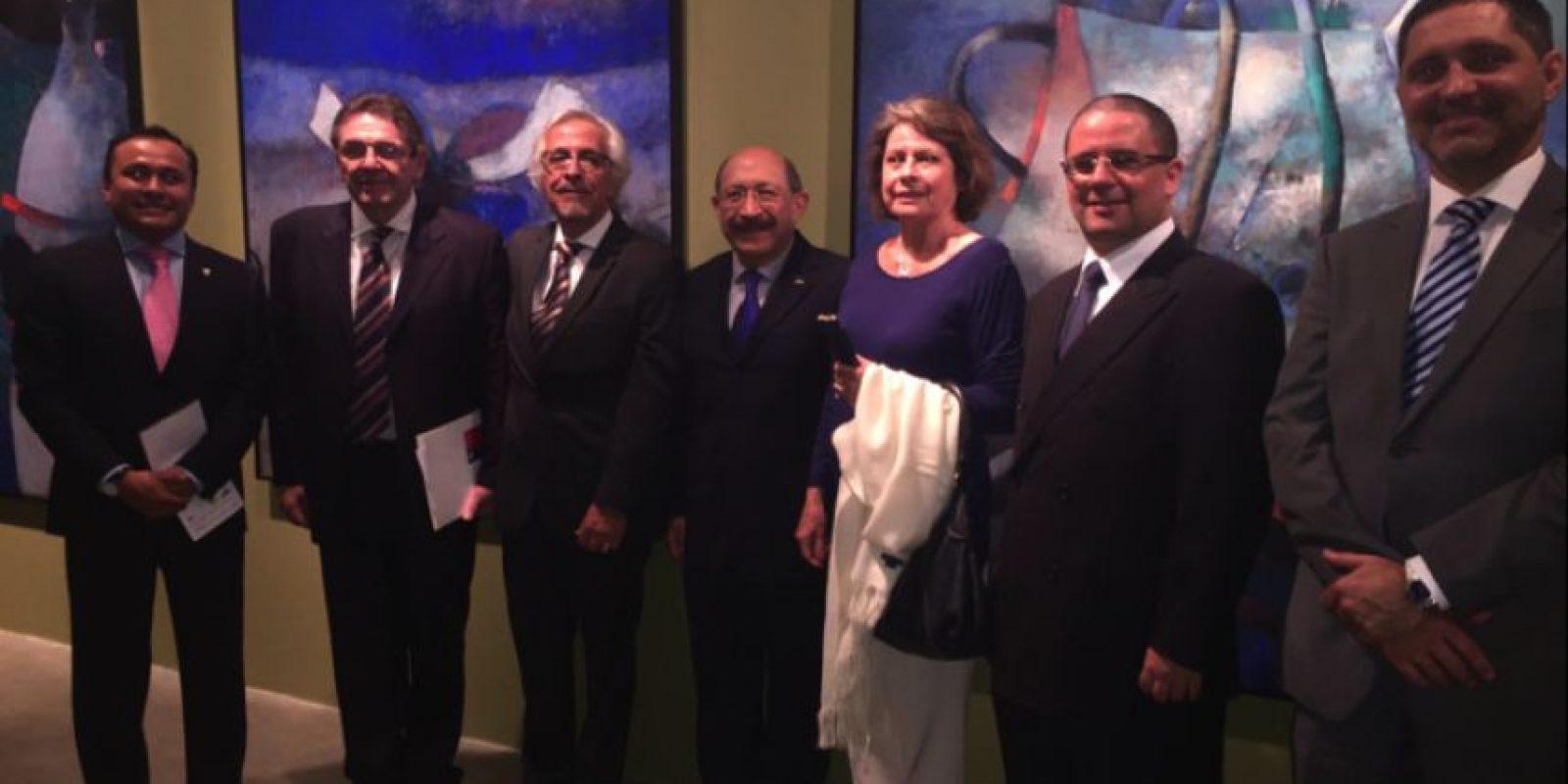 Foto:Embajada de Guatemala en Brasil