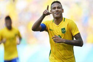 Brasil pasó a la final de fútbol olímpico. Enfrentará a Alemania. Foto:AFP