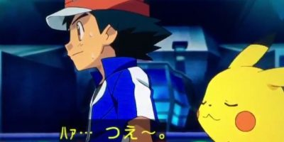 Bai, Ash. Foto:The Pokemon Company