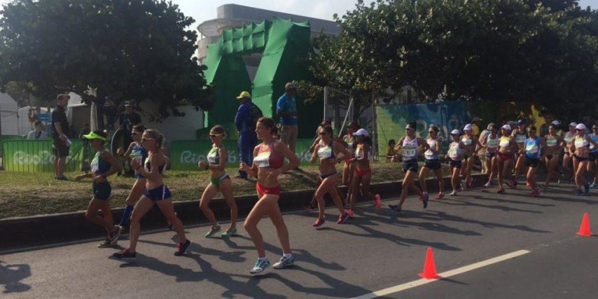 La marcha guatemalteca termina su participación en Rio