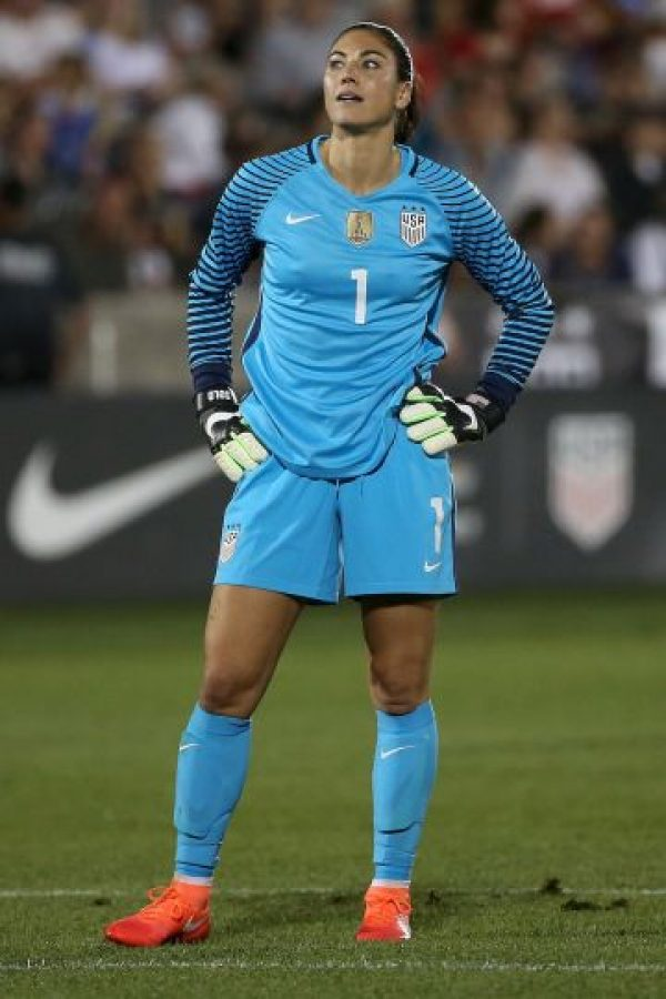 Hope Solo Foto: Getty Images