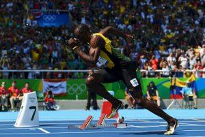 Usain Bolt busca dos medallas más en Río 2016 Foto:Getty Images