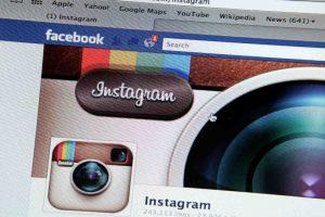 La red social de la cámara pertenece a Facebook. Foto:Getty Images