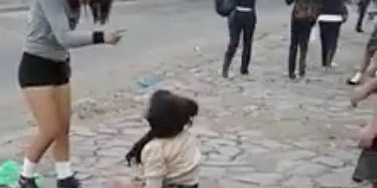 VIDEO. Se viraliza caso de bullying en Amatitlán